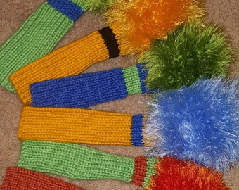 Hand Made Custom Knitted Golf Head Covers. Starting at 25.00