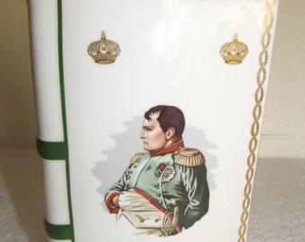 Napoleon book porcelain