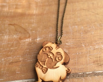Pug Necklaces