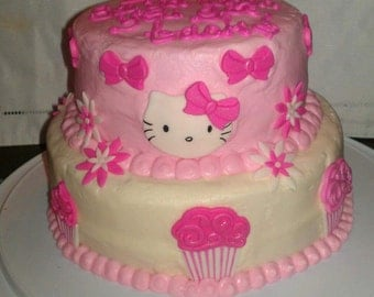 DIU Girlie Cake Decorating Kit
