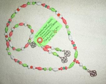 Jewelry set- Celtic knots