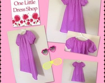 Peasant Dress - Size 3T