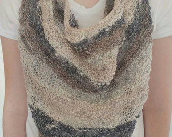 Knit Textured Wrap