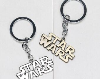 Star Wars Logo Key chain