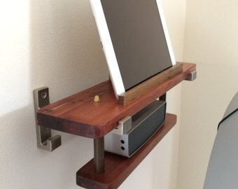 Tablet stand, wall mountable