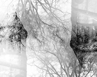 Aura of a Dream (1) - Darkroom Print