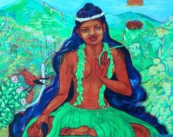 Pele, Goddess Pele, Hawaiian Volcano Goddess, Hawaii, sea turtle, Goddess, Hawaii volcanoes, Hawaiian mythology