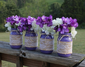 Image result for mason jar centerpieces