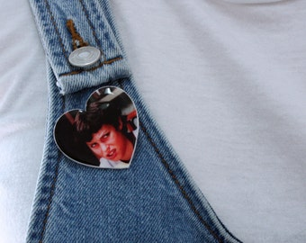 Freaks and Geeks Brooch, Freaks and Geeks Pin, Sam Weir Funny Face Pin