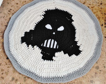 Carpet Darth Vader, Star Wars, the wars, rug trapillo rug carpet