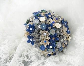 Handmade Paper Bouquets (3)