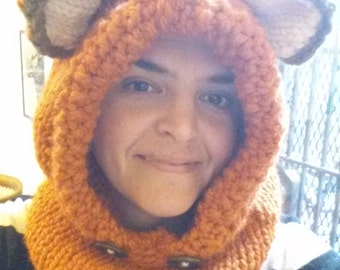 Failynn Fox Cowl