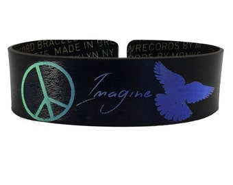 Imagine Bracelet - Band - Tie-Dye