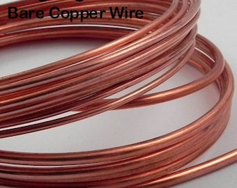 14 gauge Copper Wire, 10 feet or 25 feet