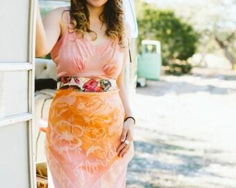 Rubypearl Florida Dream Slip Dress