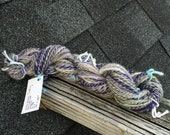 WINTER'S FLOODING 119 yards 3-ply Wool Sport weight Yarn