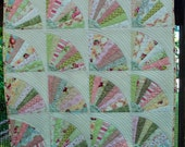 Grandmother's Fan Quilt by Made Marion