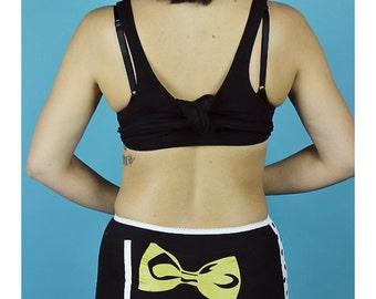 Rilo Kiley Underwear, Handmade Band Panties, Diy High Waisted Panties, Rilo Kiley Panties , Rilo Kiley Lingerie, Handmade Panties