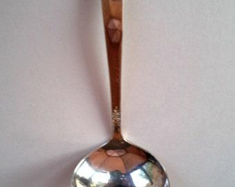 """Gravy Ladle Spoon Wm Rogers Silverware Silverplate by International Silver 6-1/8"""""""