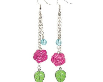 Spring Fling Dangle Earrings