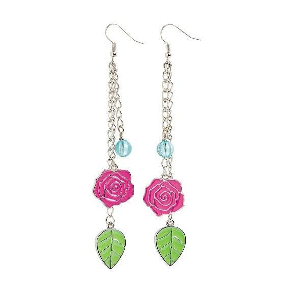 Spring Fling Dangle Earrings