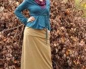 Adalie Wrap ~ Hemp & Organic Cotton Lycra ~ Made to Order