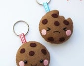 Cookie keychains - PDF sewing pattern
