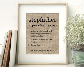 Gift For Stepson On Wedding Day : ... day gift for stepfather from stepdaughter stepson stepdad gift us 16