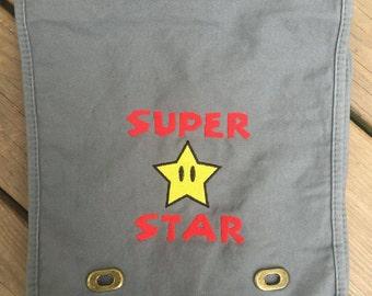 Super Star Messenger Bag