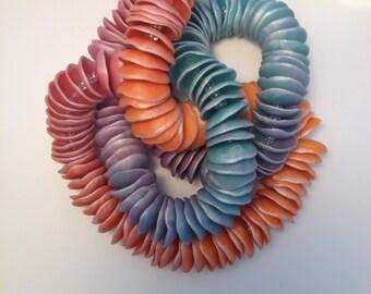Polymer Clay Lei Tutorial