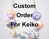 Custom Order For Keiko – Round Bead Set