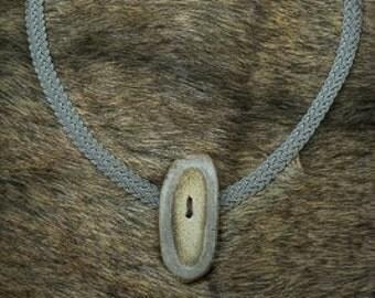 Dancing Deer - Saami Inspired Necklace