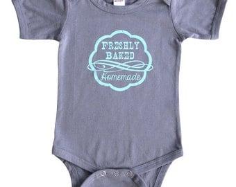 Freshly Baked Baby Bodysuit