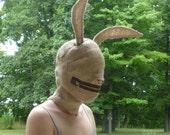 Burlap Sack Bunny Rabbit Gimp Mask by Tsukatta
