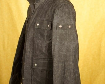 Waxed Cloth Field Jackets--Made to Measure---Editions36