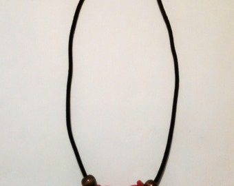 Celtic Heart Choker Necklace