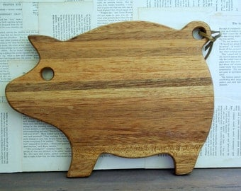 Sweet Pig Cutting Board