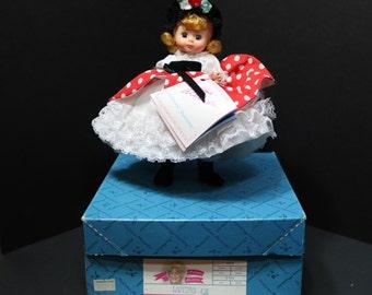 438 Madame Alexander Doll Lady Bird Vintage Madame Alexander Dolls