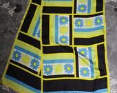 Vintage Designer Silk Scarf Blowout Sale - Lanvin Paris Neck Scarf
