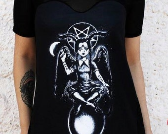 3 STYLES! gothic themed shirt