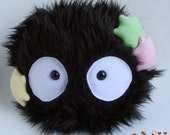 Giant Soot Sprite Plush