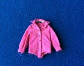 Barbie Francie Doll Mod Fashion - Pak Super Shirt 1970