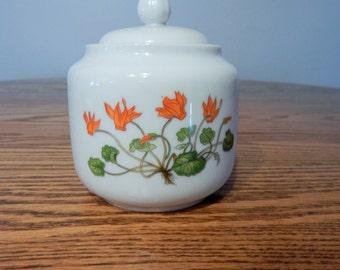 Takahasi vintage covered bowl trinket box