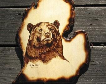 Michigan Black Bear