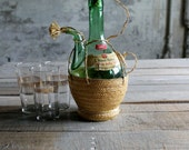Vintage Italian Chianti Wine Decanter