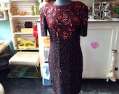 Vintage Sequin and Beaded...