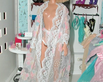 Barbie Flower Fantasy Lingerie outfit