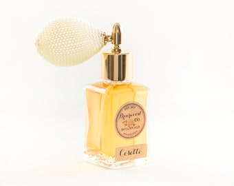 Cosette Perfume - Honey Lemon Sunflower Floral - Atomizer Bottle - Eau de toilette 1 oz