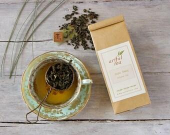 Jade Song Oolong Tea • 8 oz. Kraft Bag • Luxury Loose Leaf Tea • Superior Taiwanese Oolong