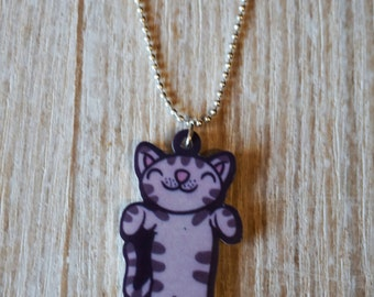 Big Bang Theory- Soft Kitty- Necklace or Keychain!